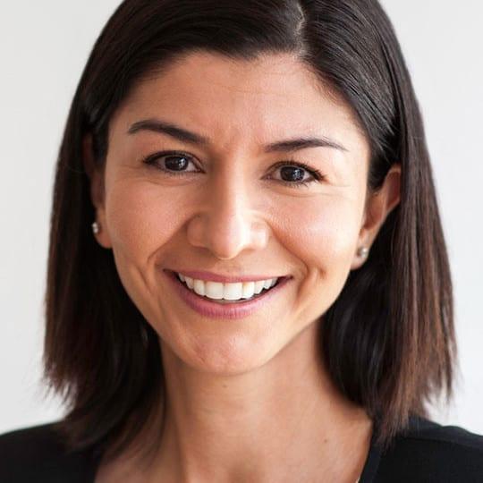 Photo of Dr Sandra Pedram