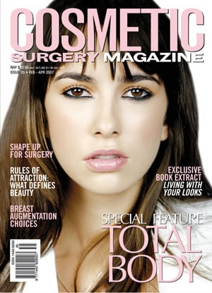 Cosmetic surgery magazine - special feature total body magazine