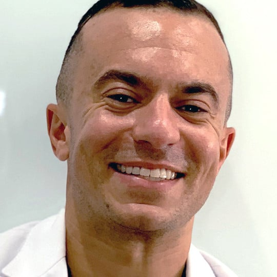 Photo of Dr Mathew Ramzy