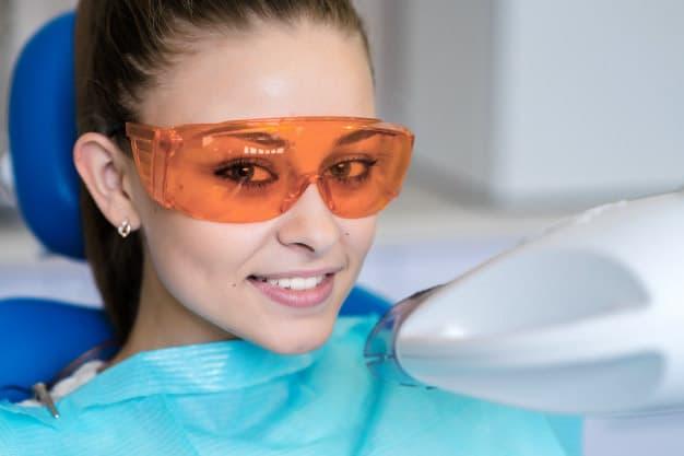 professional teeth whitening sydney